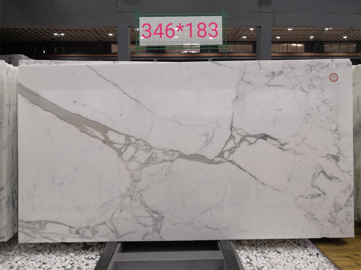 Hight Quality Calacatta White Marble Slabs