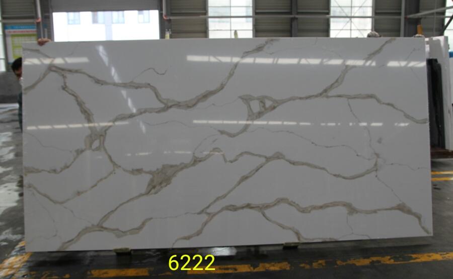 6222 quartz golden quartz stone