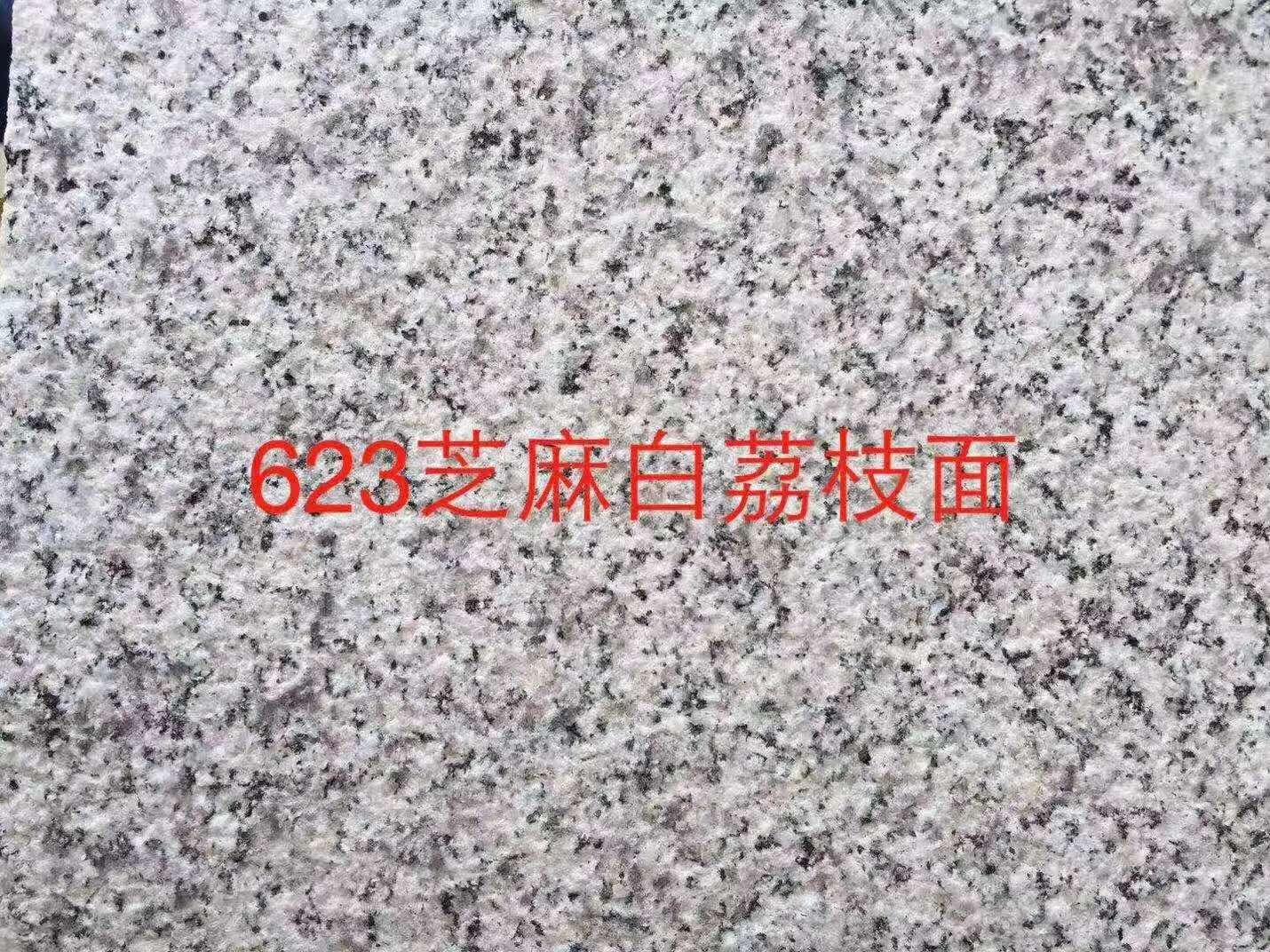 623 Sesame White Granite