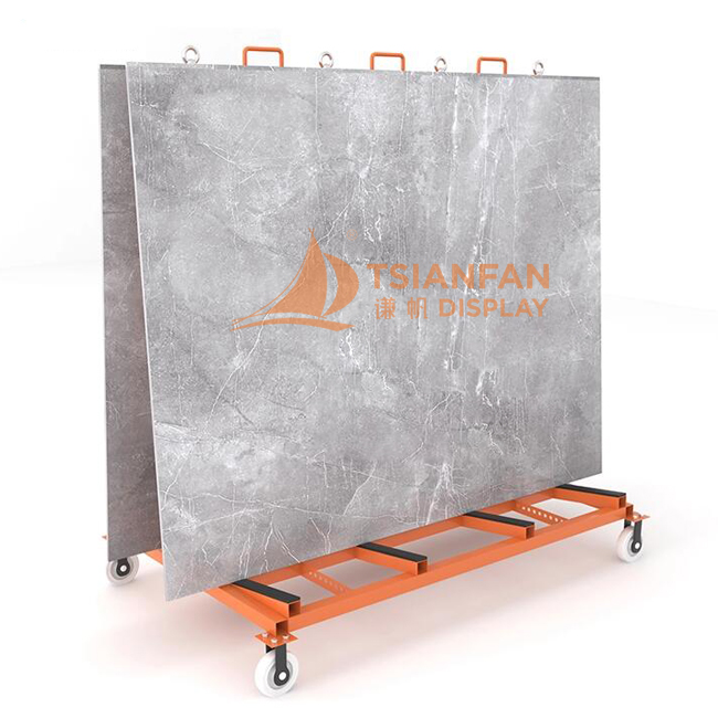 Large Double Sided A frame Transport Cart SD016