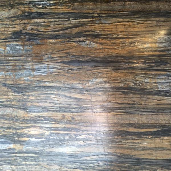 Dark Wood Semiprecious Stone