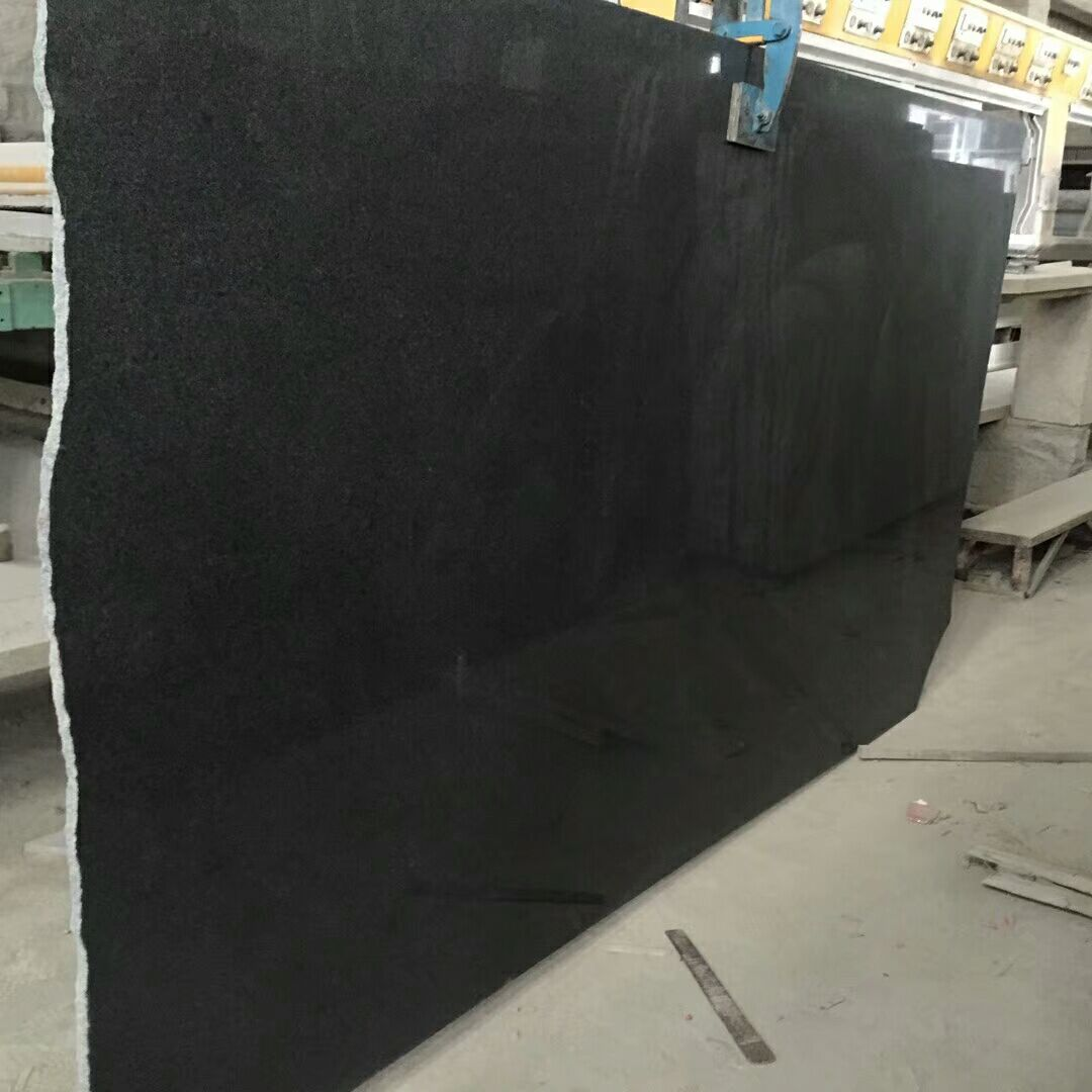 China Dark Grey Granite G654 Slab