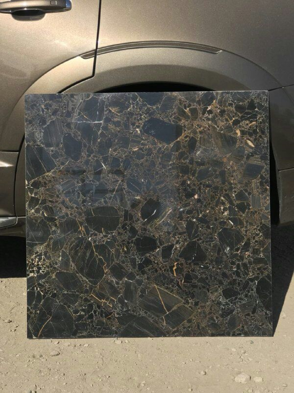 Marshal Dark Emperador Marble Tiles