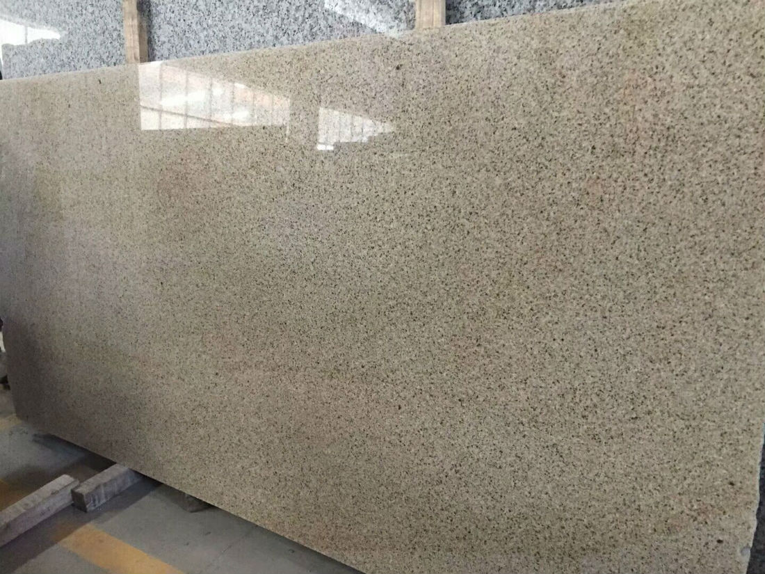 G681 Pink Red Granite Slab