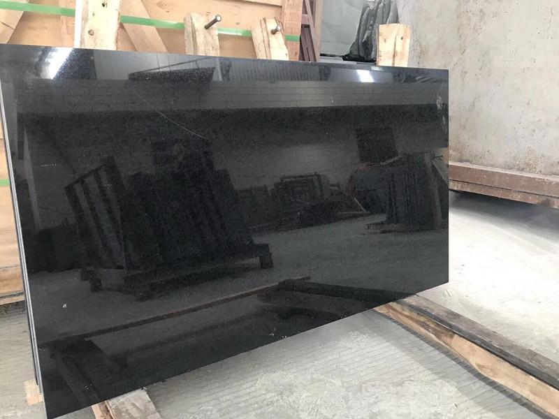 G684 Fuding Black Granite