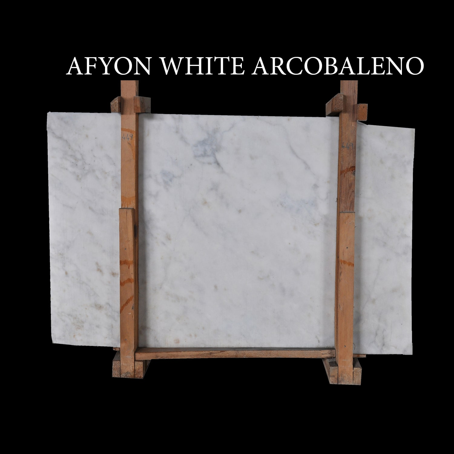 Afyon White Slabs