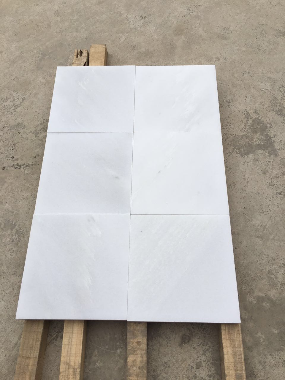 Sichuan White Marble Tiles