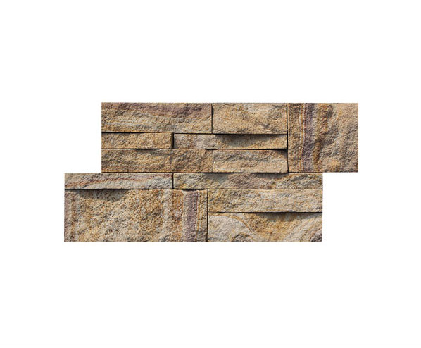 Yellow Sandstone Cultured Stone Ledge Stone