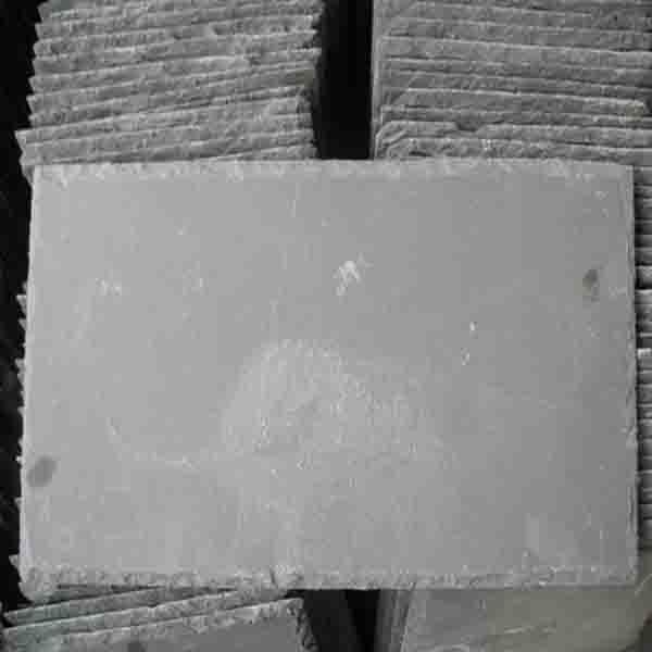 Natural slate roofing slate