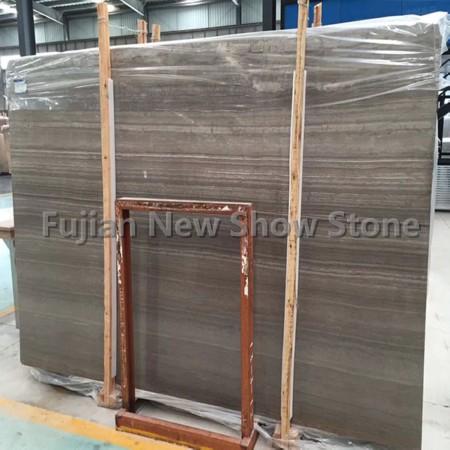 Coffee Wood Marble Tiles