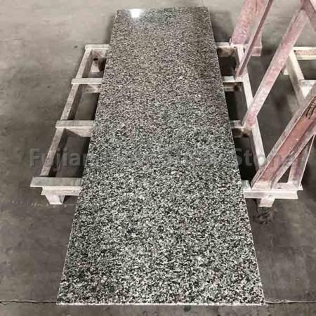 2cm swan white granite