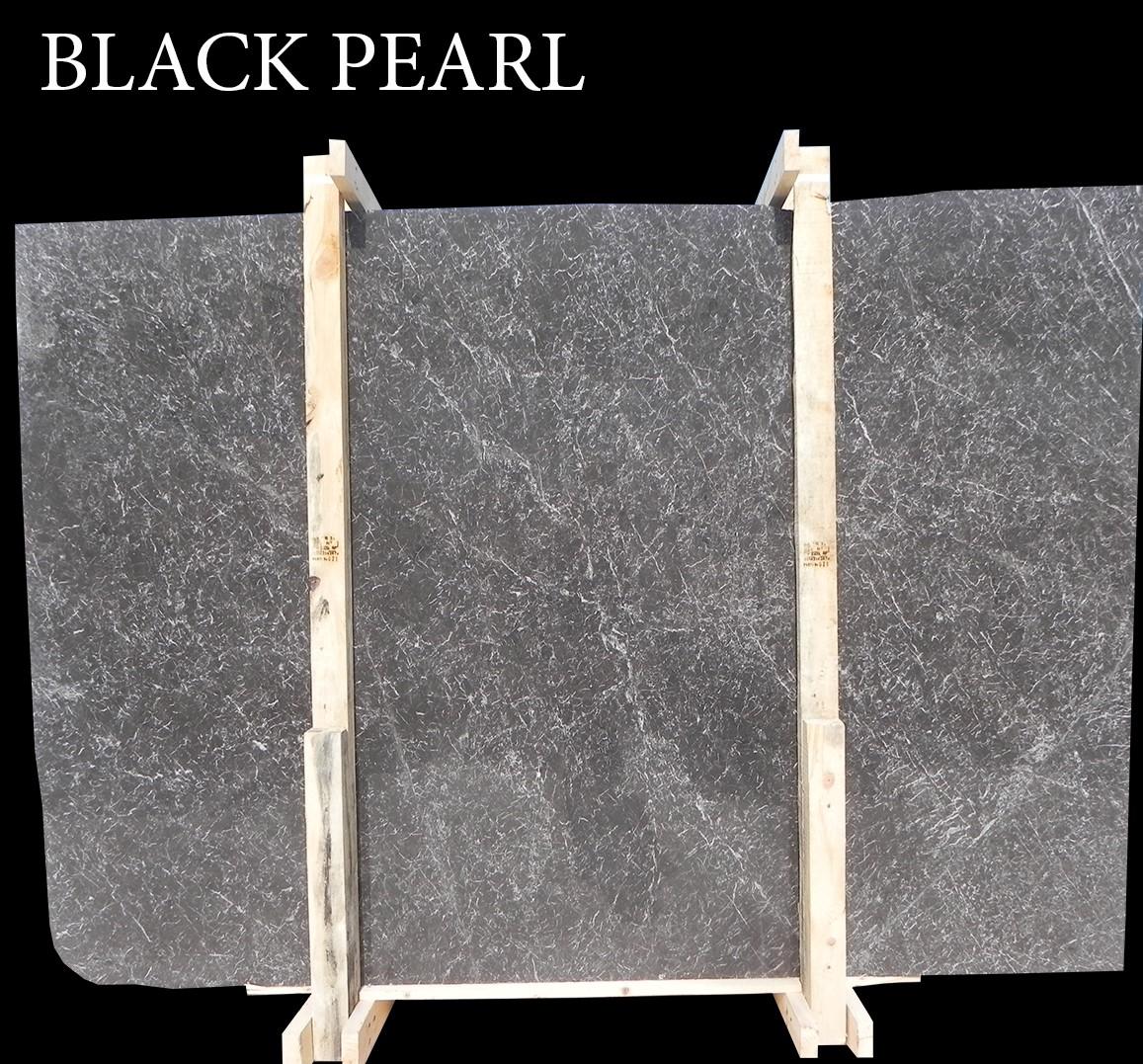 Beige Marble Slabs  Black Pearl Slabs