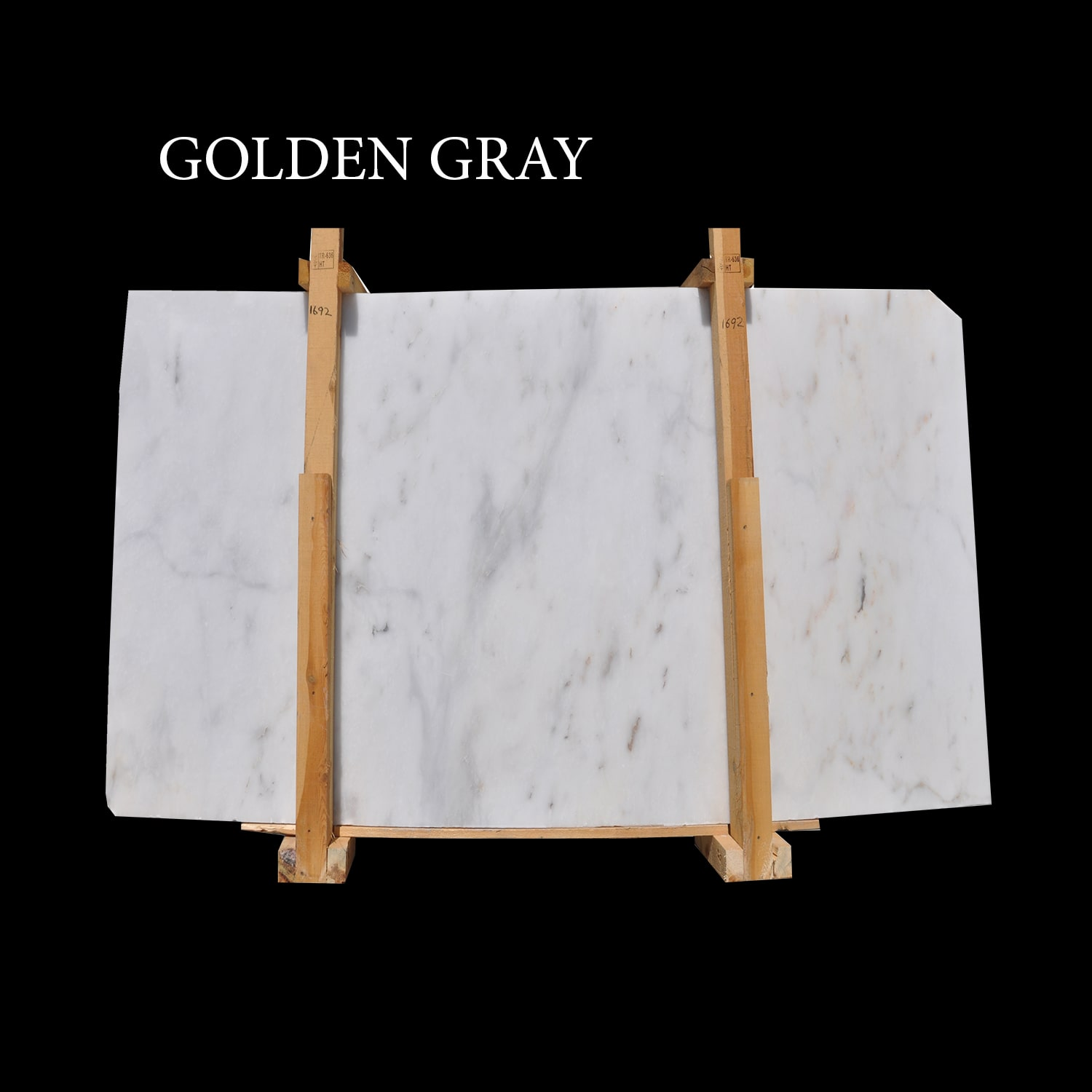 Afyon White Slabs  Golden Gray Slabs