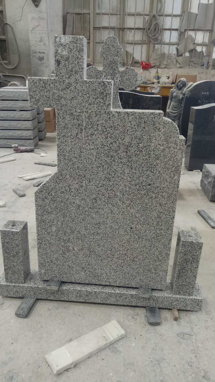 Granite G603 Monument Headstone