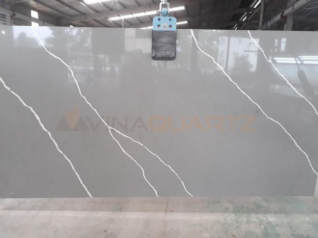Artificial Quartz from Vietnam-Pietra Grey VQ8126