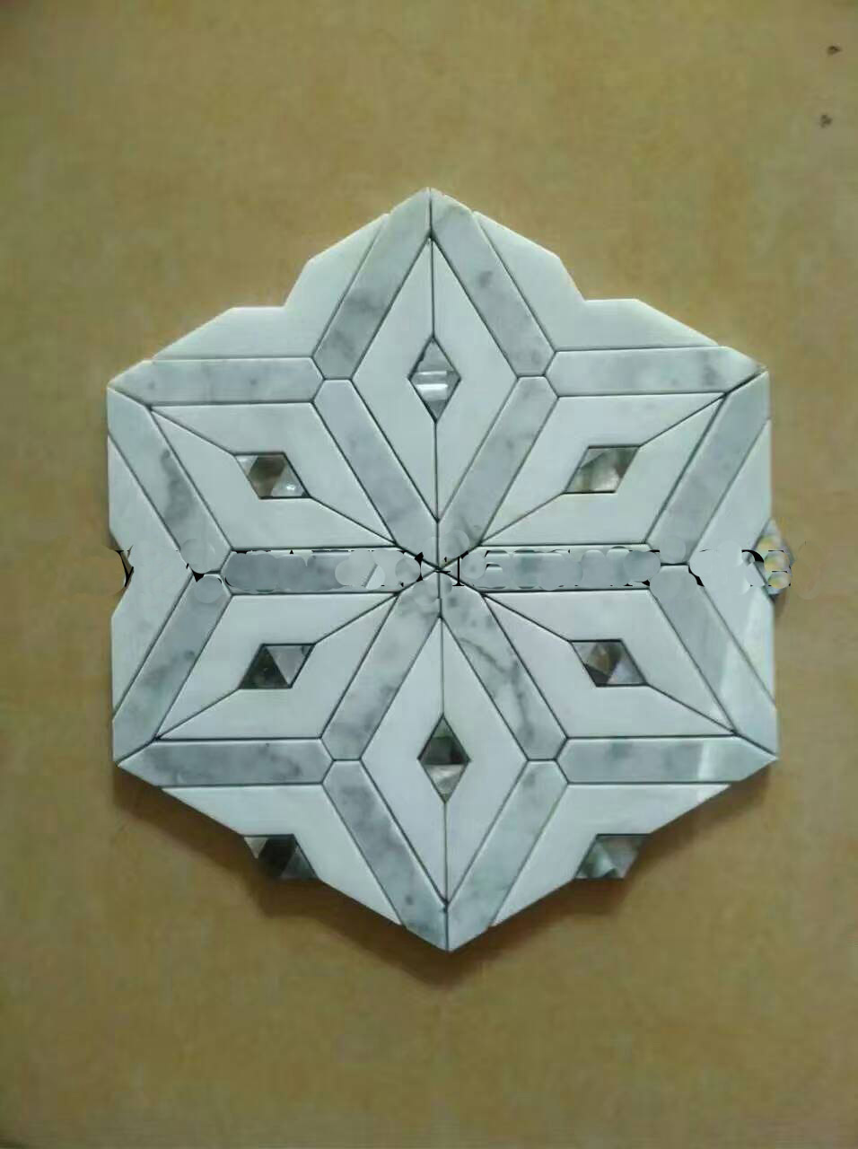 White carrara white marble new design in 2016