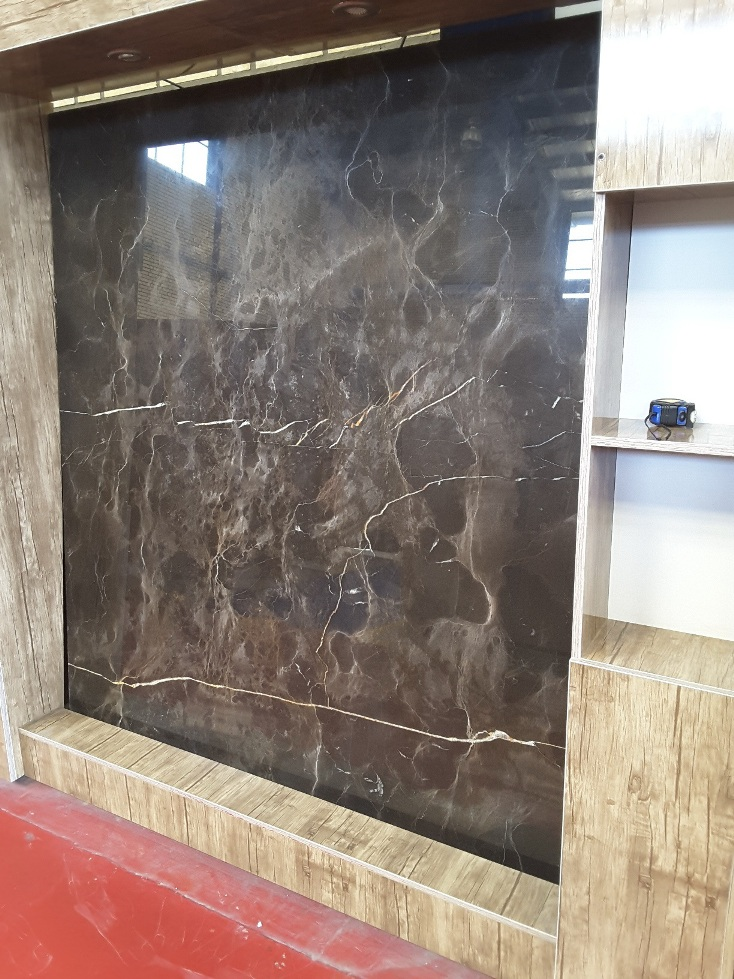 Brown Dehbid Marble