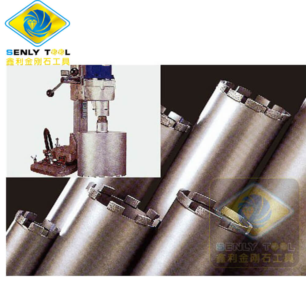 Diamond Core Drill Bits for ConcreteReinforced ConcDiamond CorereteStone HolesAir Conditioner HolesPipe Installation