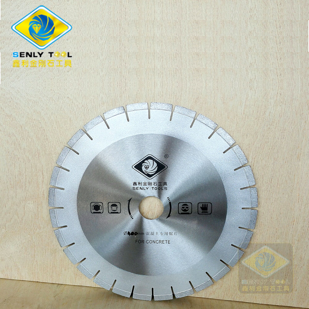 Dia 400mm Diamond Saw Blade for Concrete Cutting