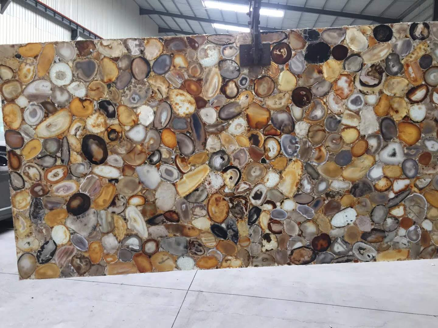 Luxury Agate Polished Slabs