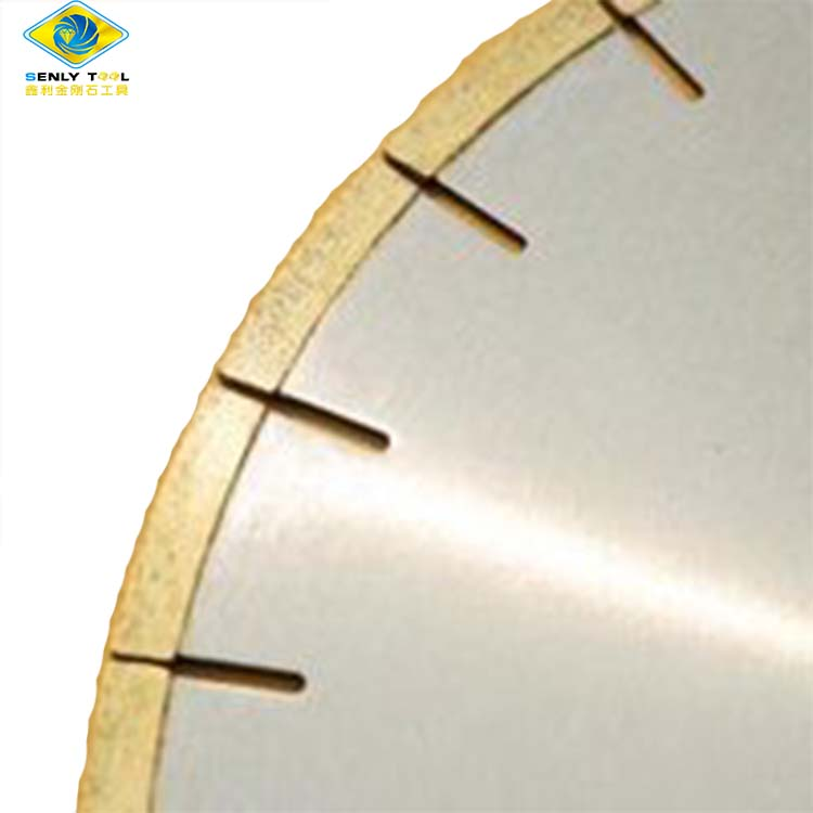 Customized gangsaw  diamond segment for stone cut