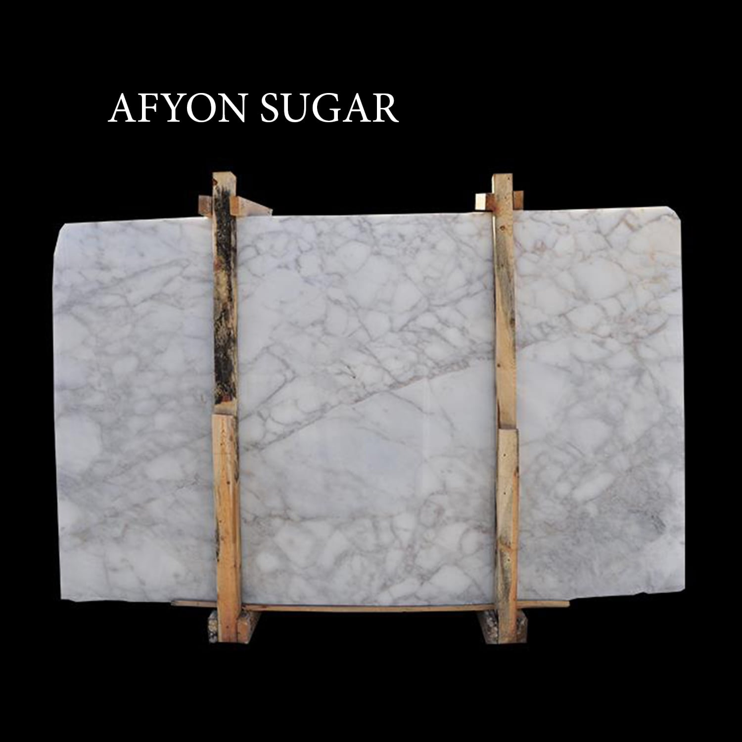 Afyon White Slabs Sugar Slabs