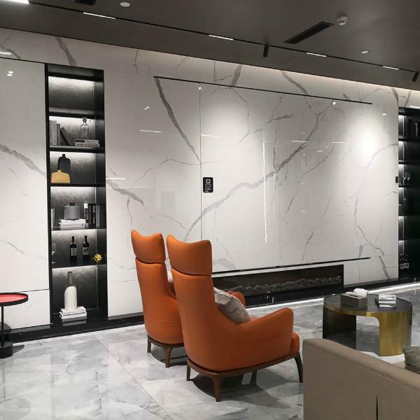 New Design Calacatta Sintered Stone