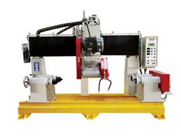 Automatic Stone Cutting Machine for Railing Balustrade Column Pillar