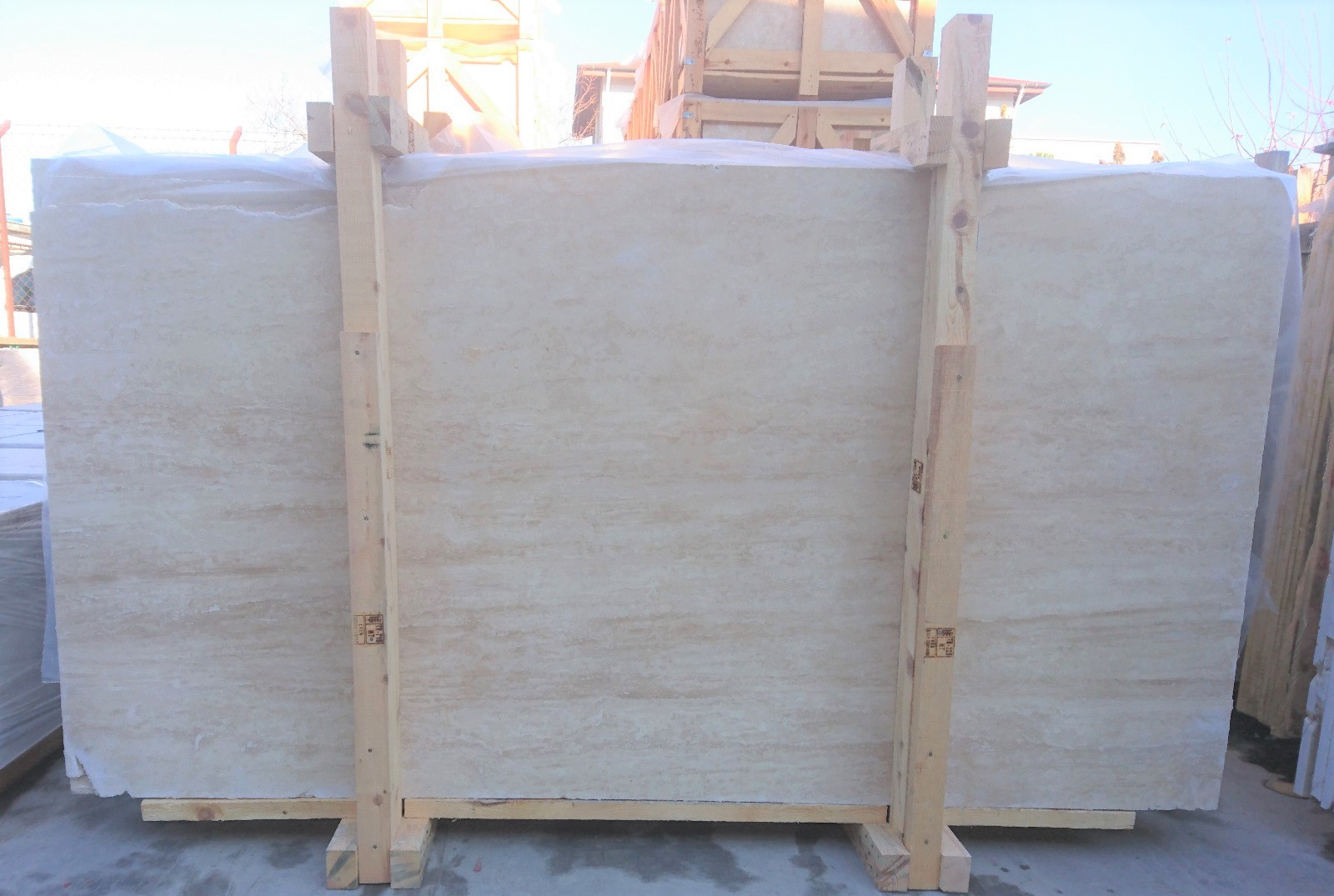 Travertine Veincut