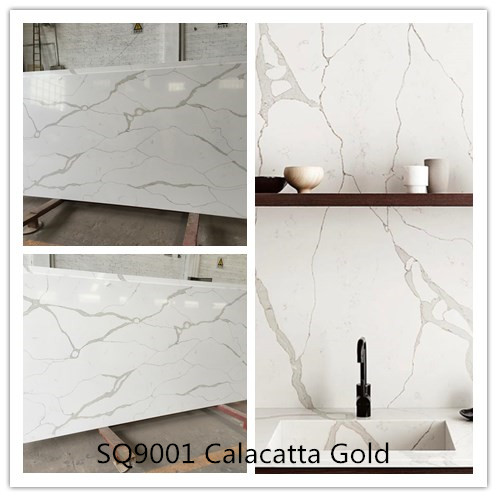 Calacatta Gold Calacatta White Quartz Quartz Stone Tops Artificial Stone Slabs Calacatta Quartz Stone Calacatta Bianco