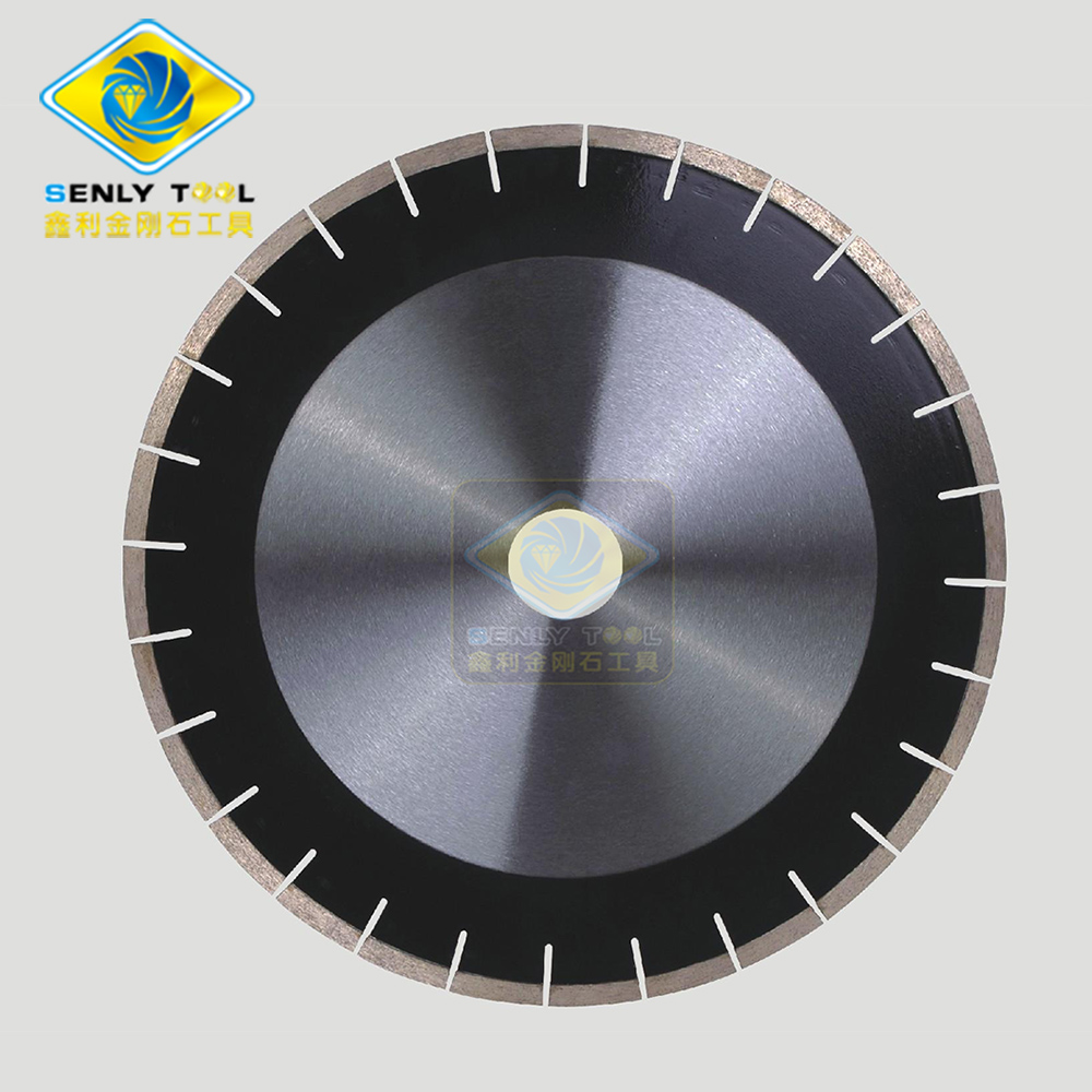 Diamond Saw Blade for Reinforced Concrete Cutting