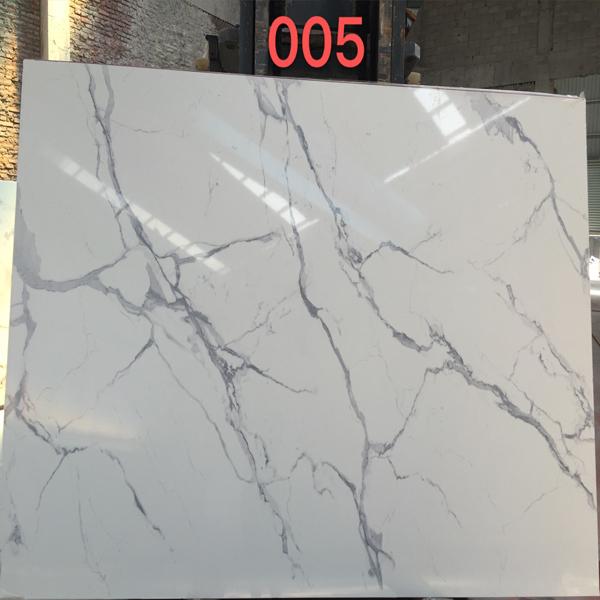 Artificial marble calatatta White Type