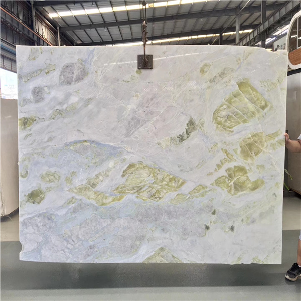 Blue River Marble Blue Moon River Marble Dreaming River Marble Lemon Ice Marble Spring River Marble Changbai White Jade