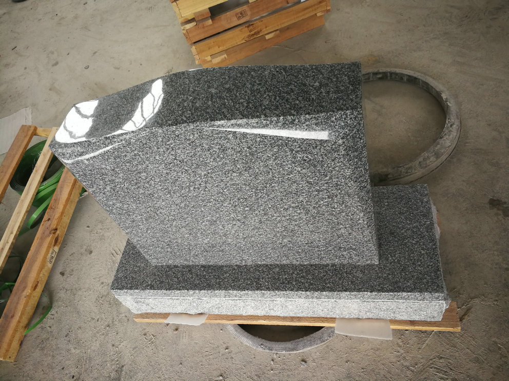 China Gray Tombstone