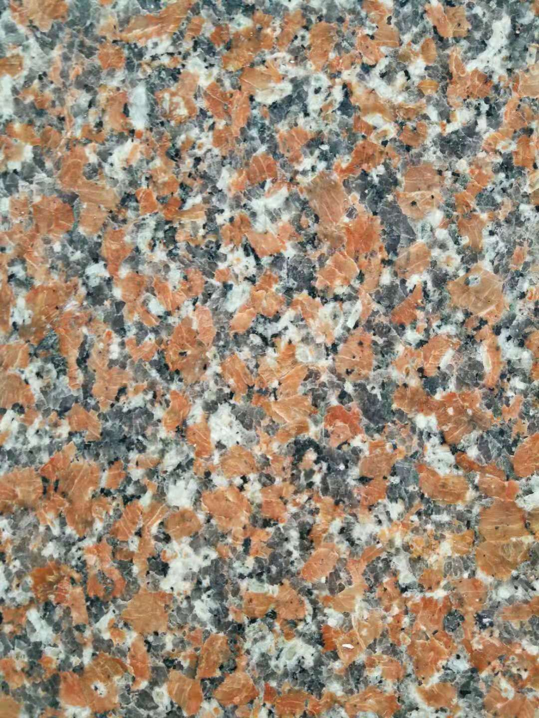 Maple red granite from China