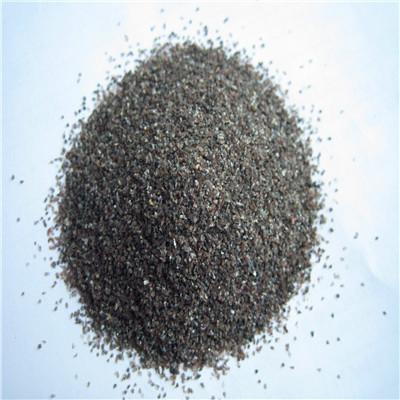 brown corundum grit sandblasting sand