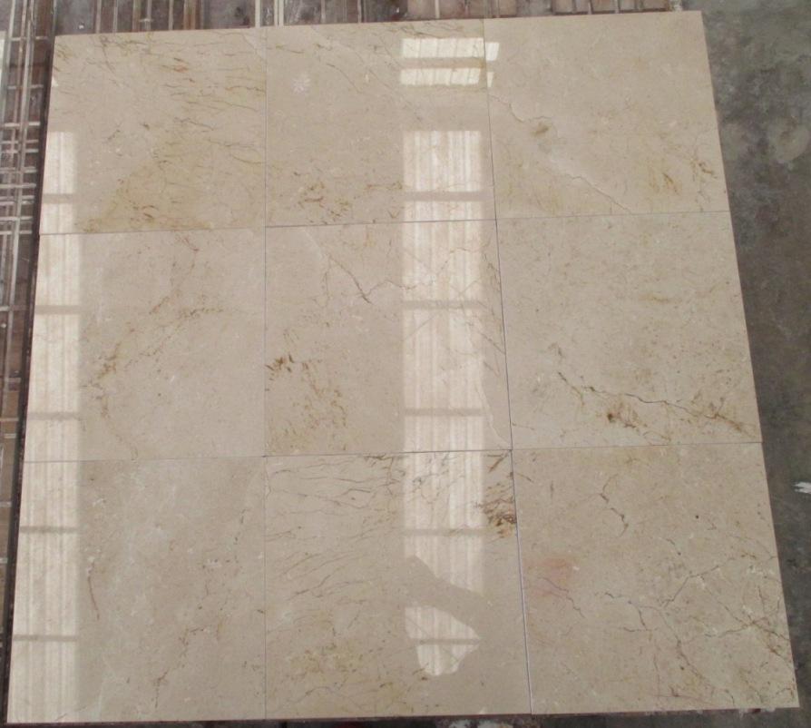 Crema Marfil tiles 305x305x1cm Clasico Range