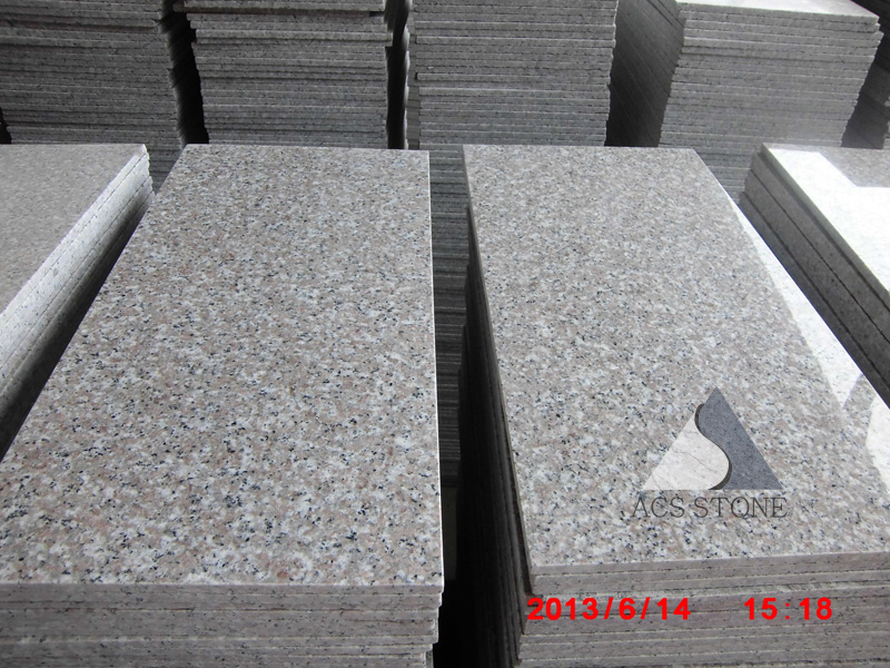 Red Pink Rosa Granite Tile
