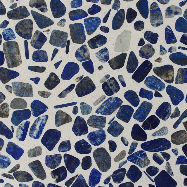 Vietnamese terrazzo stone tiles for paving floors