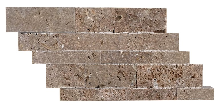 Noce Travertine Panel