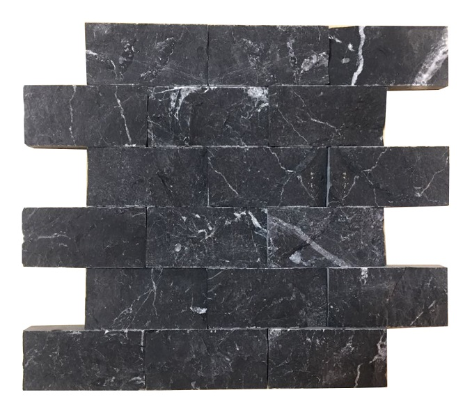 Black Marble Splitface