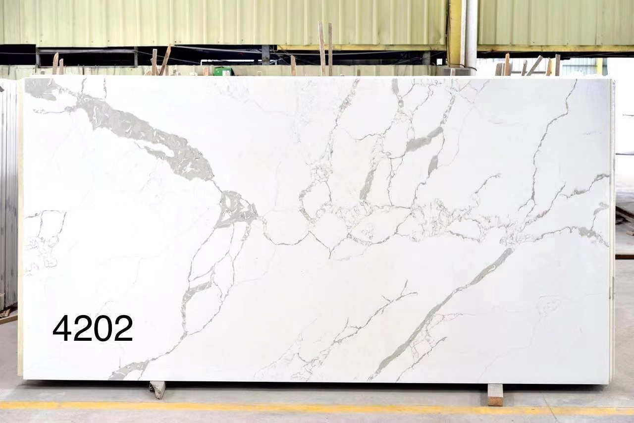 Quartz Stone Calacatta 8860