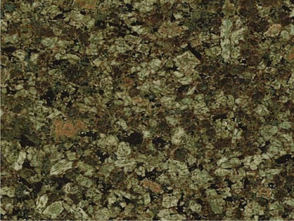 Apple green granite
