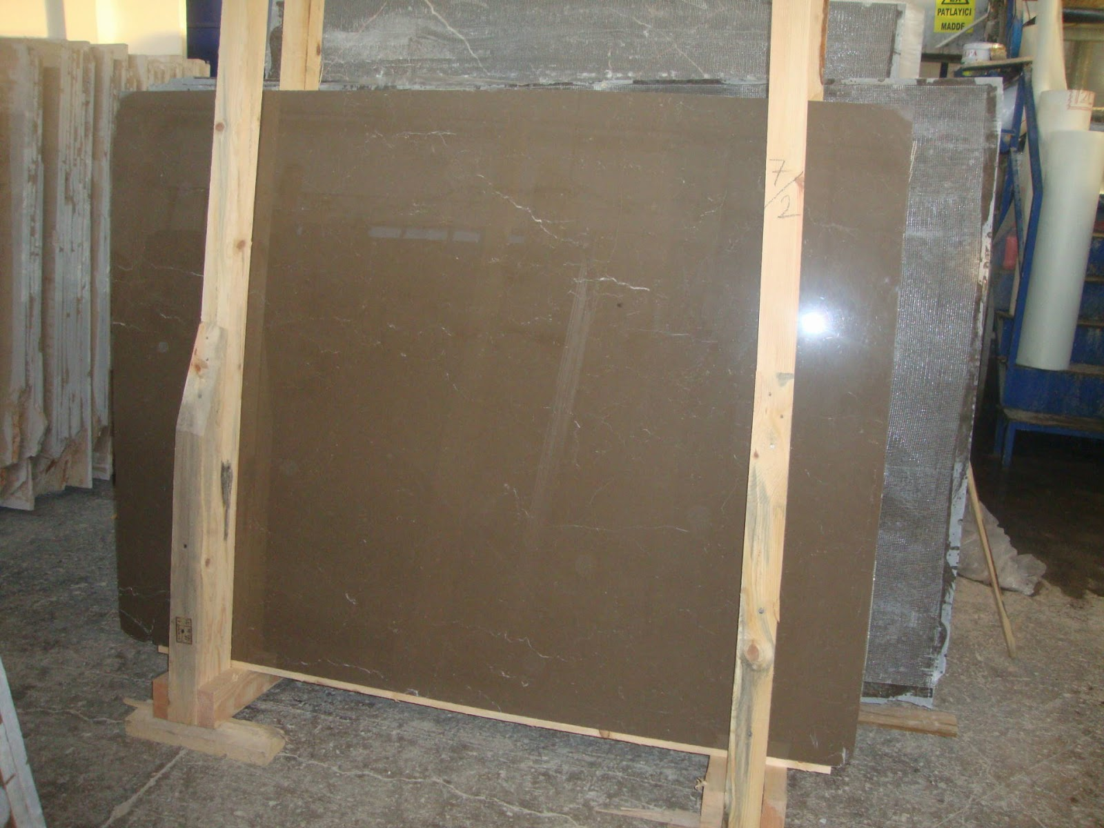 ARMANI BRONZE POLISHED MARBLE SLAB