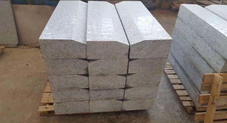 Kerb White Granit-2