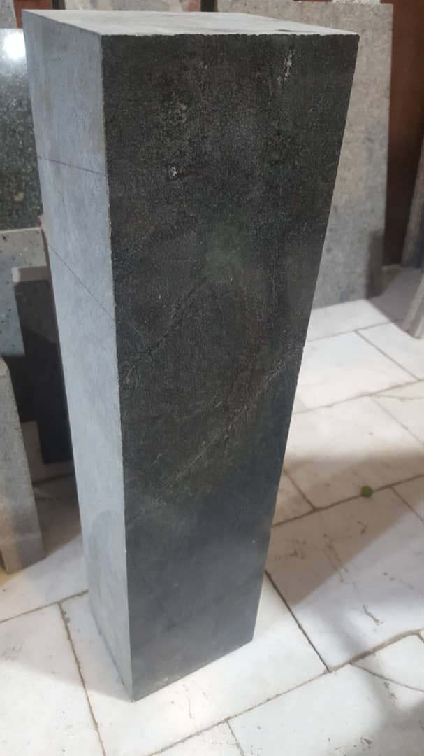 Dark Green Kerb Granite