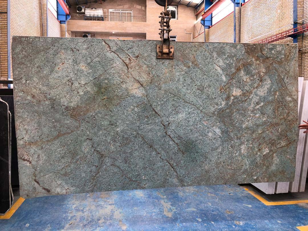 Turquoise Granite A