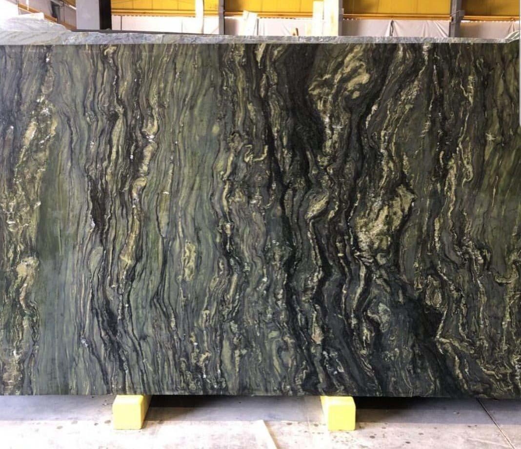 Verde Picasso Granite