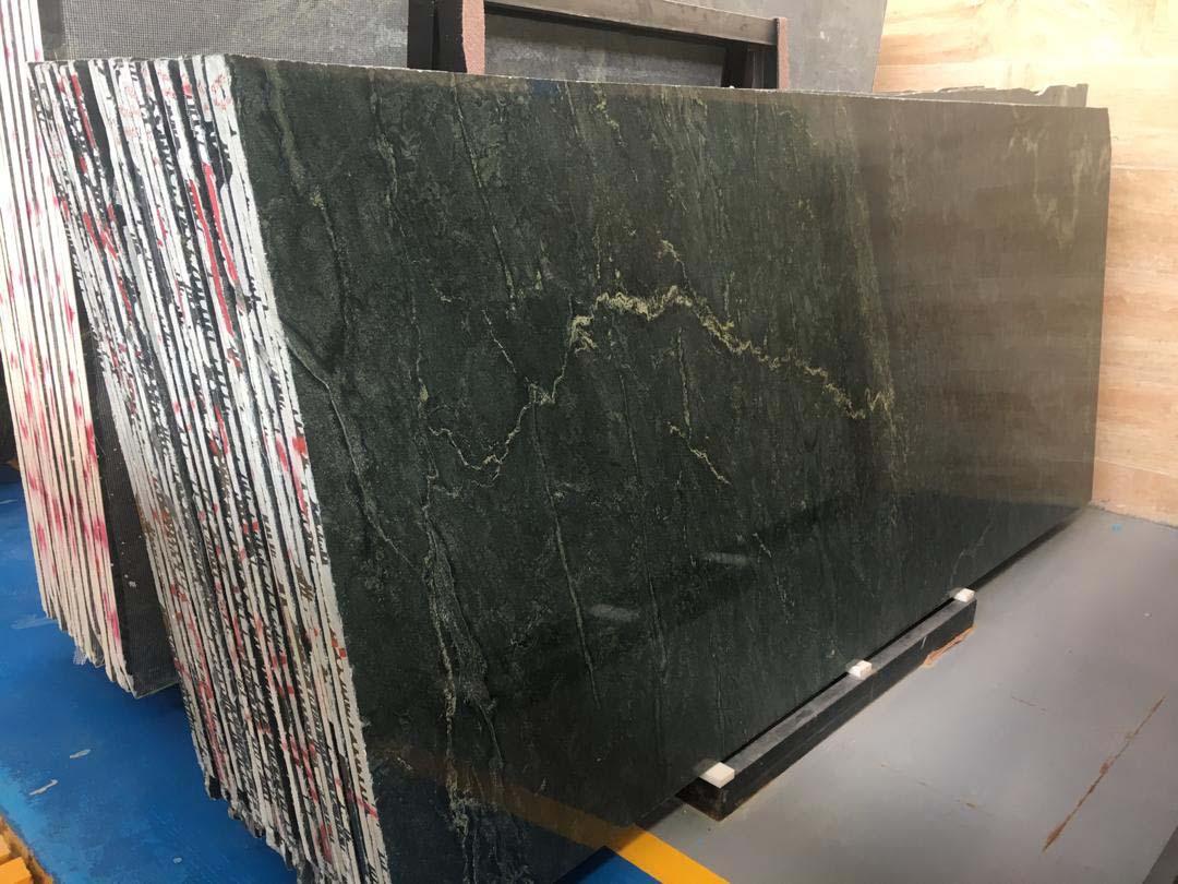 Dark Green Granite