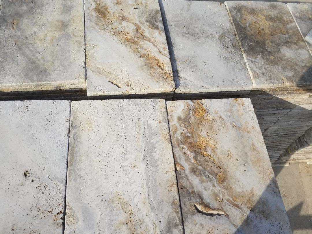 Tumbled Travertine-2